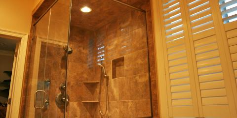 Gulf Coast Glass Experts Explain the Benefits of Glass Shower Doors, Gulfport, Mississippi