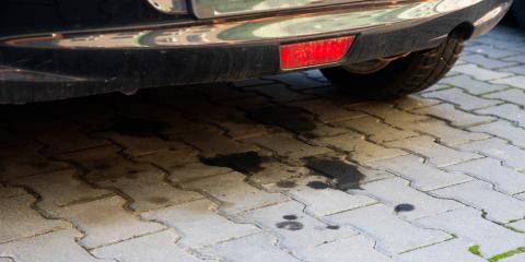 5 Auto Fluid Leaks & How to Identify Them, Gulf Shores, Alabama