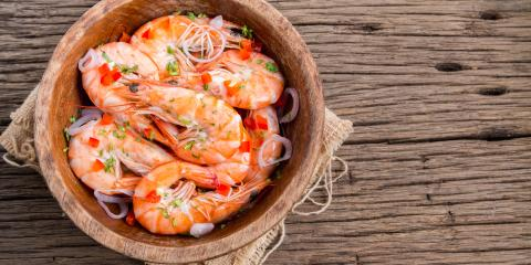Tasty Shrimp Recipes to Cook at a Beach Rental, Gulf Shores, Alabama