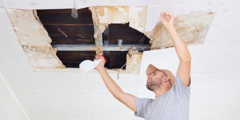 3 Common Entry Points for Water in the Home, Gulf Shores, Alabama