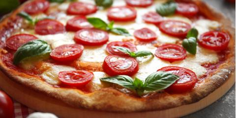 Pizza: Delighting Hungry Diners for Over 250 Years , Gulf Shores, Alabama