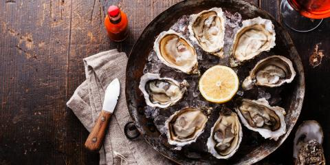 3 Signs Your Oysters Are Fresh, Gulf Shores, Alabama