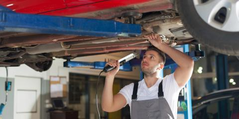 What You Should Know About Your Car Chassis and Its Maintenance, Gulf Shores, Alabama