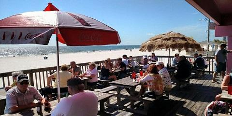 Enjoy the Best Burger at Gulf Shores' World-Famous Beachside Restaurant! , Gulf Shores, Alabama