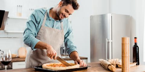 3 Ways to Cut a Pizza Pie, Gulf Shores, Alabama
