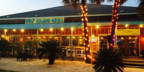 Gulf Island Grill, Seafood Restaurants, Restaurants and Food, Gulf Shores, Alabama