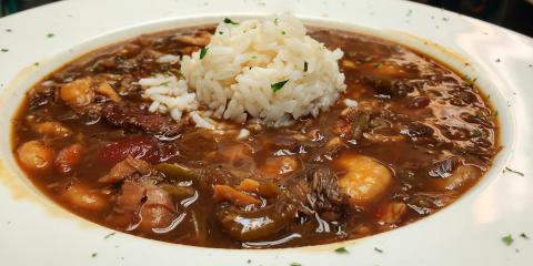 A Brief History of Gumbo, Bon Secour, Alabama