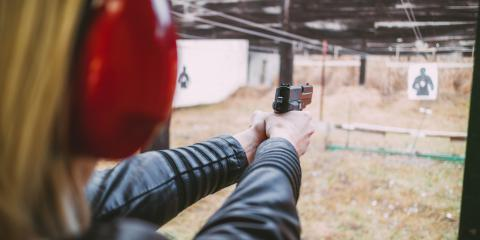 3 Popular Pistol Calibers, Columbia, Illinois
