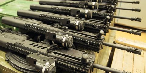 Shotgun Supplier Explains Which Firearms Are Illegal in the U.S. , Anchorage, Alaska