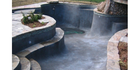 Don't Settle For Rough Pool Finish! Call Gutierrez For a Complete Pool Renovation, Scotch Plains, New Jersey