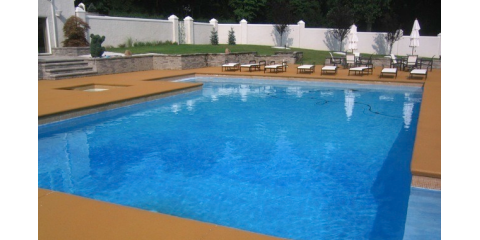 Summer Pool Renovations Available From Gutierrez Pool Plastering, Scotch Plains, New Jersey
