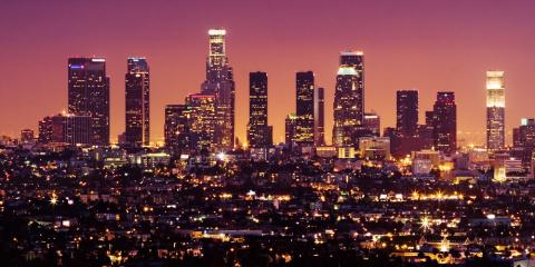 When Is the Best Time to Visit Los Angeles?, Manhattan, New York