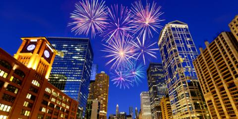 The Insider's Guide to New Year's Eve in Chicago, Manhattan, New York