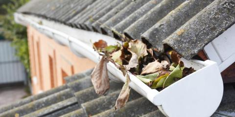 3 Signs It's Time for Gutter Cleaning, Cincinnati, Ohio