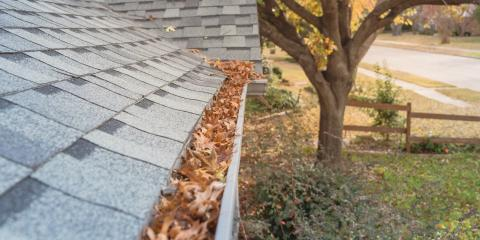 3 Ways Clogged Gutters Can Damage Your Home, Cookeville, Tennessee