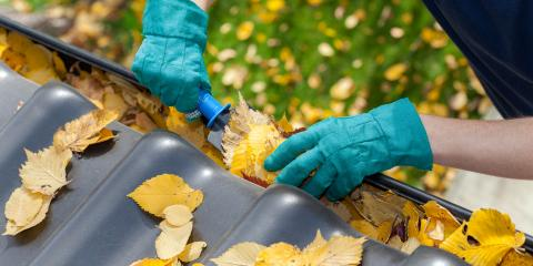 4 Reasons To Clean Your Gutters Every Fall, ,