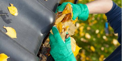 3 Reasons Why Cleaning Your Gutters Is Essential Before Winter Hits  , Anderson, Ohio