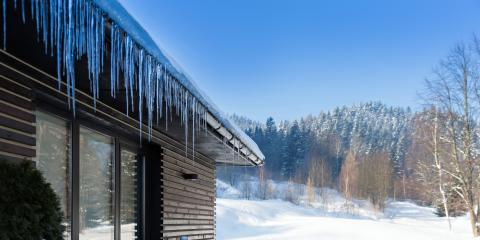 Should You Be Concerned About Icicles on Gutters?, Lakeville, Minnesota