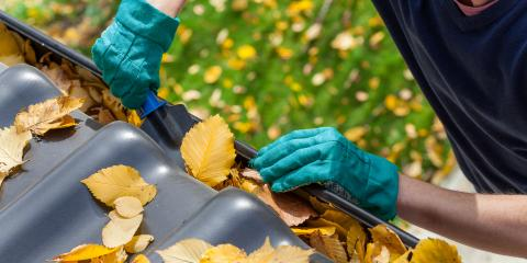 A Guide to Gutter Cleaning, Lakeville, Minnesota