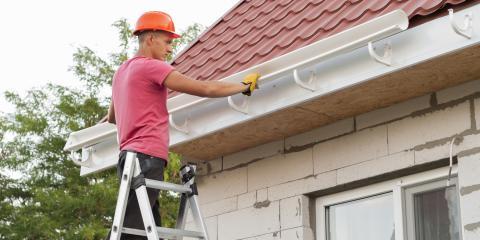 3 Steps to Prepare for Gutter Installation, Frankfort, Kentucky