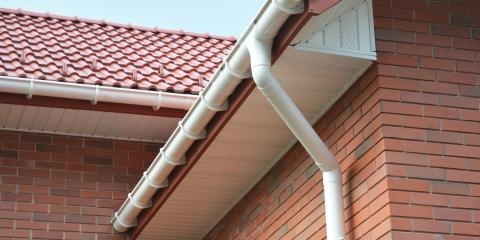 3 Signs Your Gutters Are Leaking, Snow Hill, Missouri