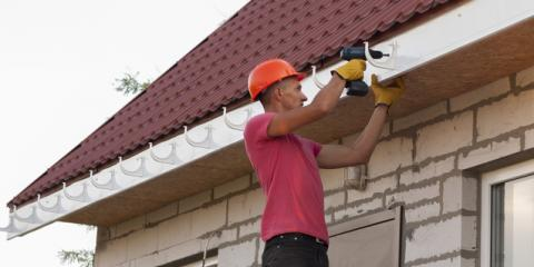 How to Prepare for Gutter Installation , Holmen, Wisconsin