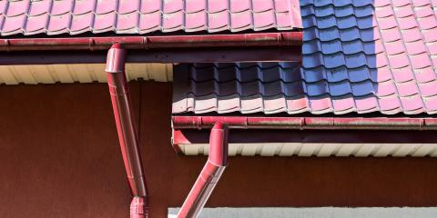 A Guide to Choosing Colors for Your Gutter Replacement, Cincinnati, Ohio