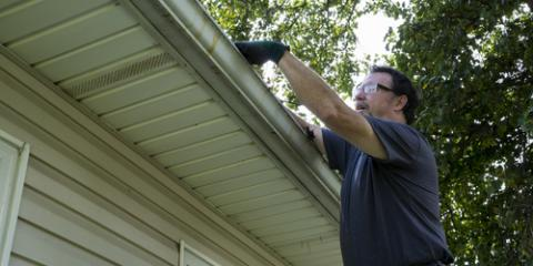 5 Signs It May Be Time to Replace Your Gutters, Bush, Kentucky