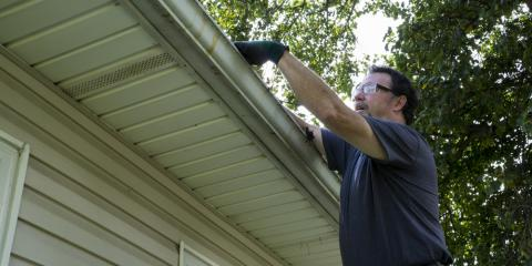 5 Signs It's Time for a Gutter Replacement, Hamilton, Wisconsin
