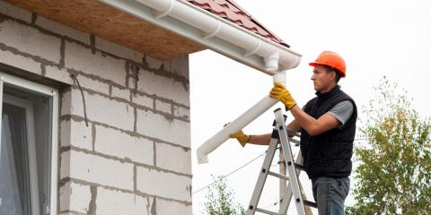 3 Common Causes of Gutter Damage, Cookeville, Tennessee