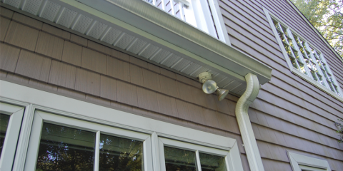 New Canaan Roofing Contractor Explains Which Gutters Are Right for Your Home, New Canaan, Connecticut