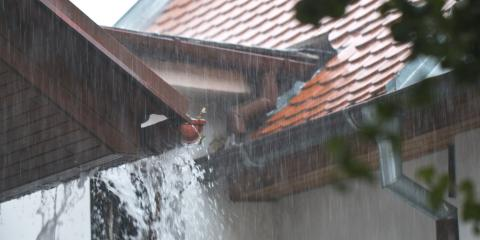 How Gutters Affect Your Roofing, Siding & Windows, Gilmer, North Carolina