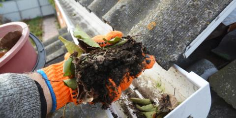 3 Tips to Prepare Your Gutters for the Rainy Season, High Point, North Carolina
