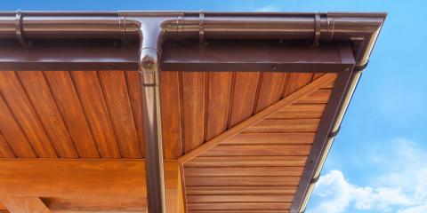 Choosing the Right Gutters for Your Home, Platteville, Wisconsin