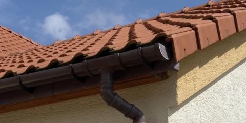 3 Benefits of Installing Six-Inch Gutters, Kannapolis, North Carolina