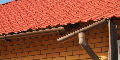 How Gutters Can Affect Your Roof, Siding, and Windows, Lexington-Fayette Southeast, Kentucky