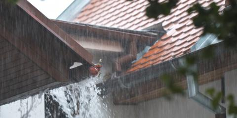 How to Safely Check Gutters for Storm Damage, New Braunfels, Texas