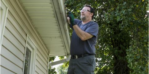How to Clean Gutters With Gutter Guards, Hamilton, Wisconsin