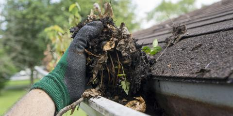 Why You Need Regular Gutter Cleaning, Waynesboro, Virginia
