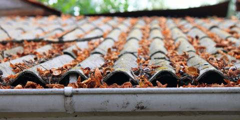 5 Reasons You Should Get Your Gutters Cleaned , Guilford, Connecticut