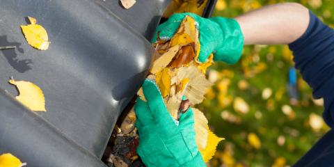 Why You Should Clean Your Gutters at Least Twice a Year, North Branford, Connecticut