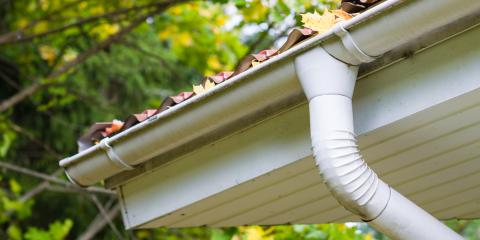 3 Reasons Your Gutters & Downspouts Aren't Working, Holmen, Wisconsin