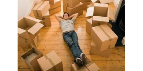 Free Small Padlock or 3 Small Boxes to Help with Your Move, Stow, Ohio