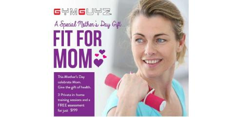 GYMGUYZ  Fit For Mom Special , Doylestown, Pennsylvania