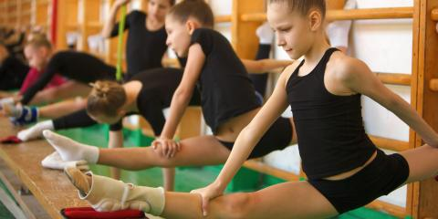How Gymnastics Will Help Your Child In School, Savage, Maryland