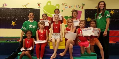 Gymnastics Classes For Kids at Jump! Gymnastics Make Exercise & Learning Fun!, Austin, Texas