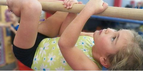 How Gymnastics for Toddlers Sets Children up for Success, ,