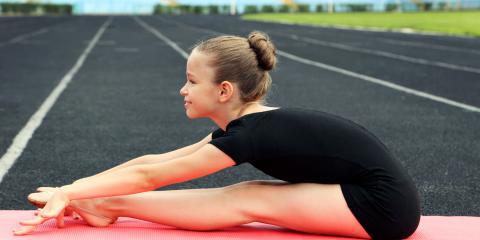 5 Best Stretches for Kids in Gymnastics, Savage, Maryland