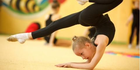 Discover the Difference Between Gymnastics & Tumbling, Greece, New York