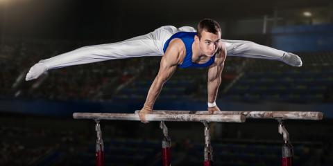 How Men's & Women's Competitive Gymnastics Differ, Greece, New York